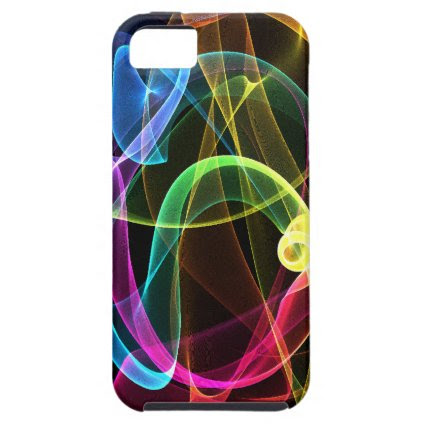 Organic Rainbow iPhone 5 Cover