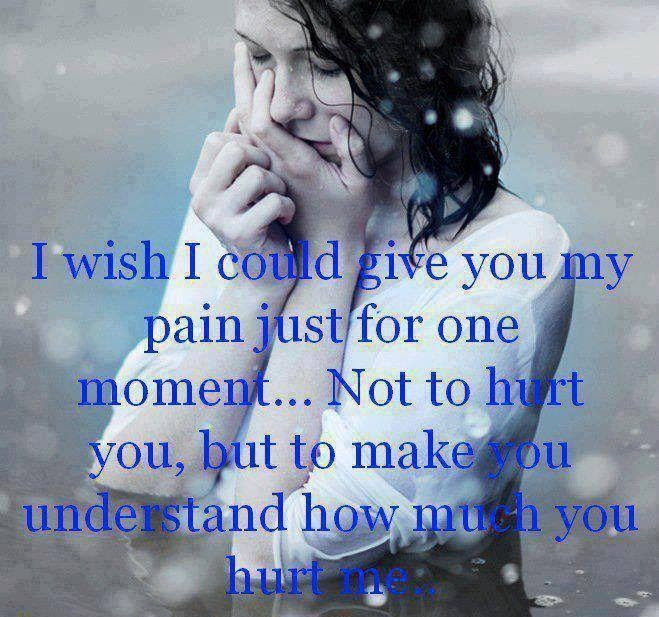 How Much You Hurt Me Pictures Photos And Images For Facebook