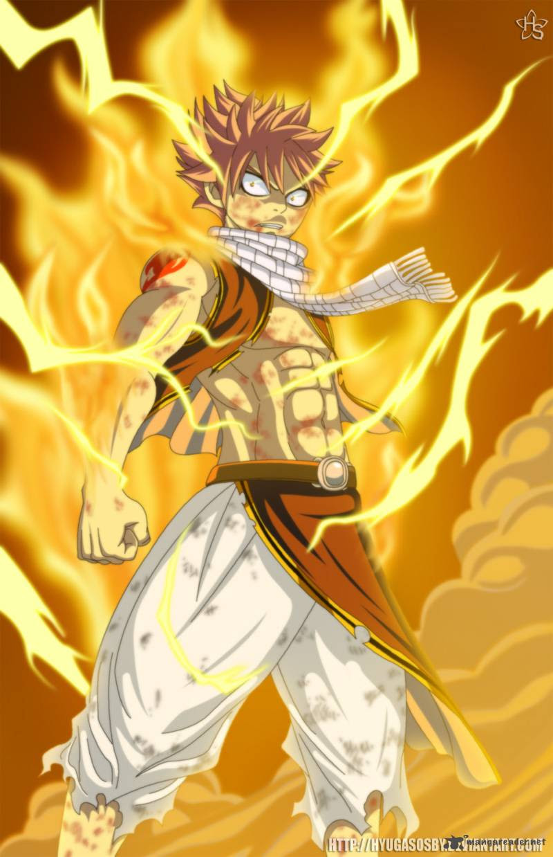 Fairy Tail Wallpaper Natsu Dragon Force Bestpicture1 Org