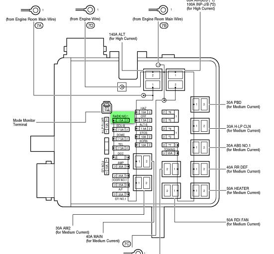 Lexus Rx330 Fuse Box Diagram Wiring Diagram Window B Window B Zaafran It