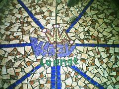 Krazy Lounge mosaic