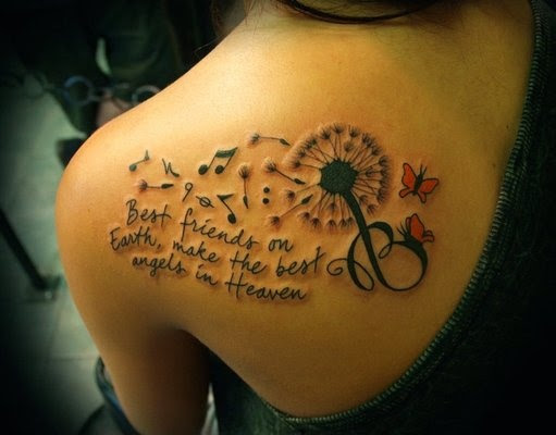 Cool Quotes Music Note Tattoo Tattoomagz