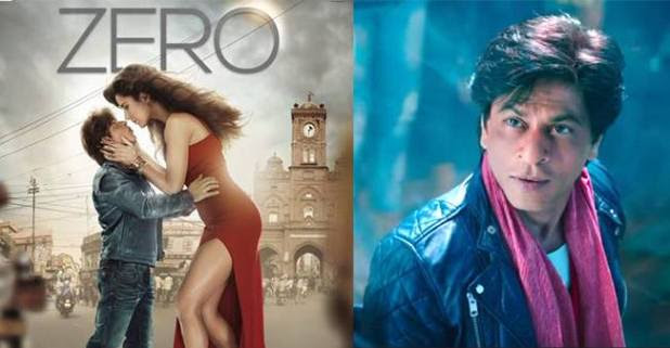 SRK's movie Zero initially had a connection with Katrina Kaif's name and we wonder why