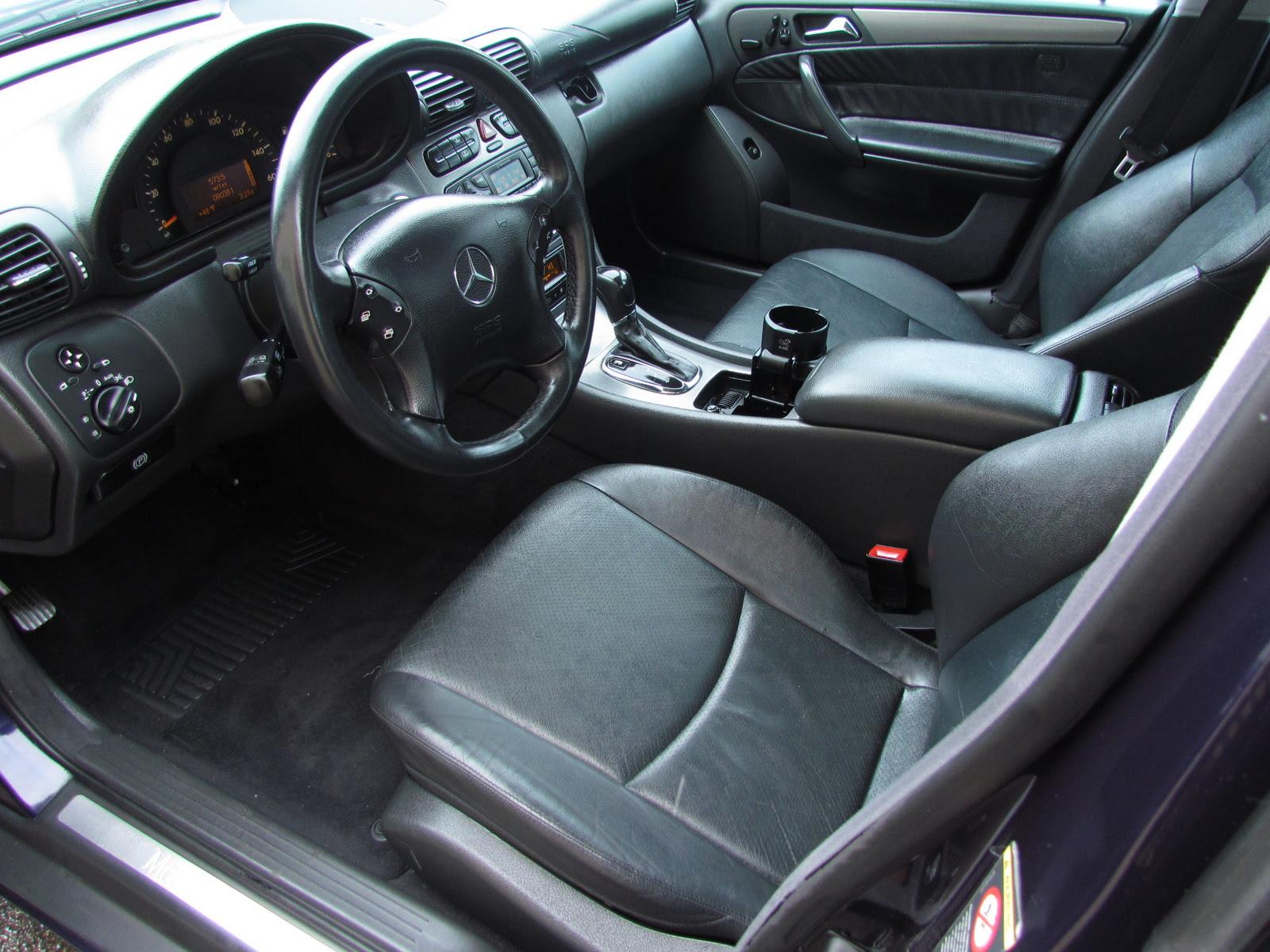 2002 Mercedes-Benz C-Class - Interior Pictures - CarGurus