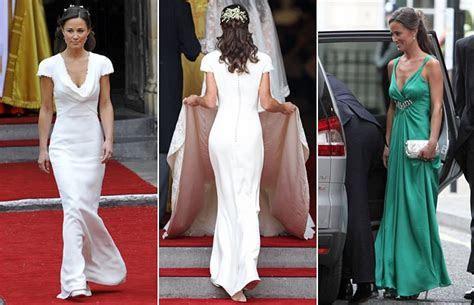 Royal wedding: Pippa Middleton shines as maid of honour
