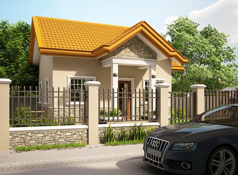 15 BEAUTIFUL SMALL HOUSE DESIGNS – Philippine Home Design Floor Plans