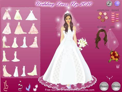 Wedding Dress Up 2010   Girls Games   FileEagle.com