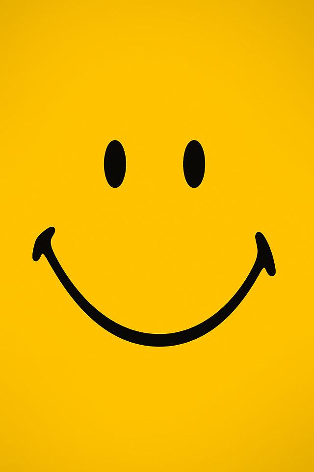 Smile iPhone Wallpaper HD