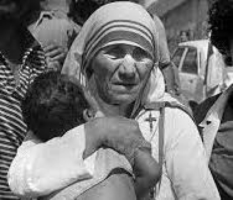 Lebanon Mother Teresa The War In Lebanon And The Rescue Of 100
