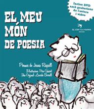 """Portada del llibre """"El meu món de poesia"""""""