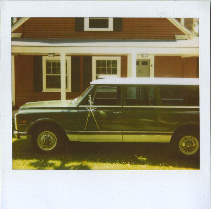 1972 Suburban (Chevy)