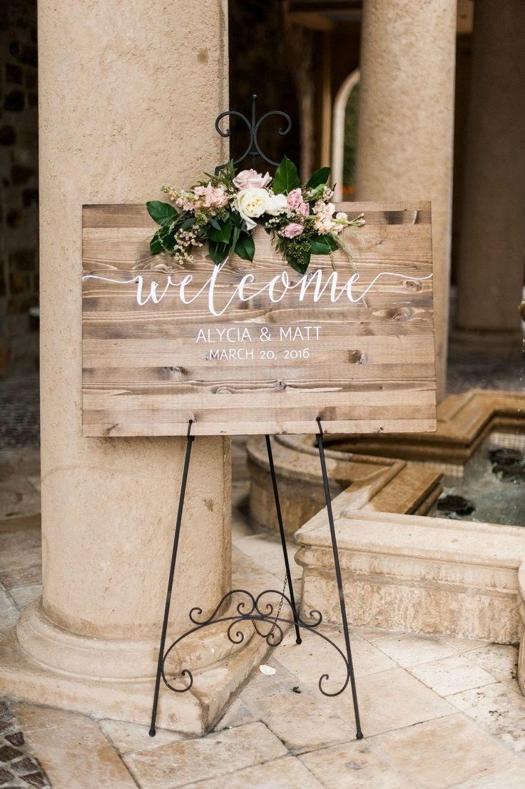 42 Romantic and Elegant Rustic Wedding Decorations