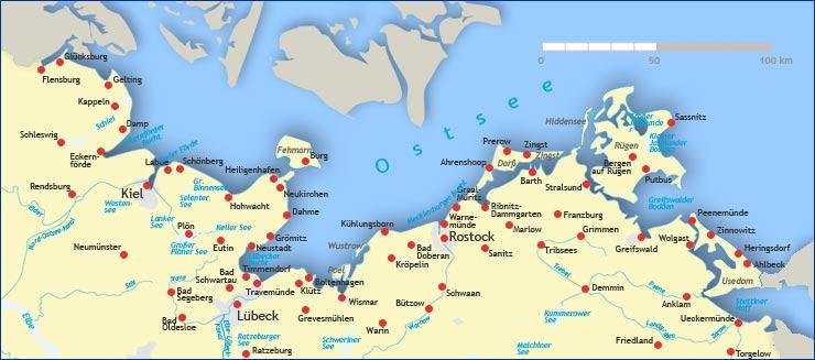 karte ostsee deutschland 25 Inspirational Ostsee Karte karte ostsee deutschland