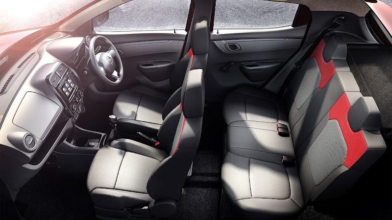 Quid Car Interior