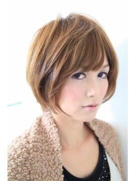 ミズ 30代・40代 髪型 ヘアカタログ ビューティー BOXヘアスタイル