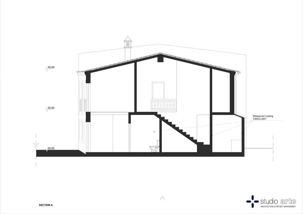 Casa Camachinhos - Studio ARTE & SMS Arquitetos