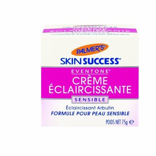 cr mes et laits palmer 39 s skin success soin claircissant du visage pour peau sensible 75 g. Black Bedroom Furniture Sets. Home Design Ideas