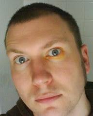 I spy with my yellow eye...