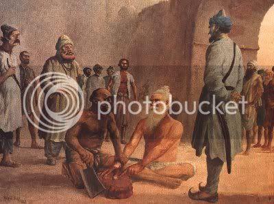 Bhai Mani Singh : Deepavali Sikh martyr