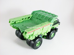 Transformers Long Haul RotF Voyager - modo alterno