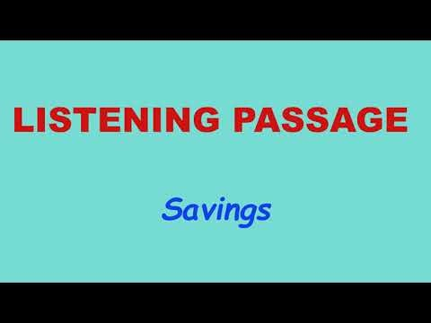 4 th Std - Term2 - ENGLISH - Unit 2-Listening passage