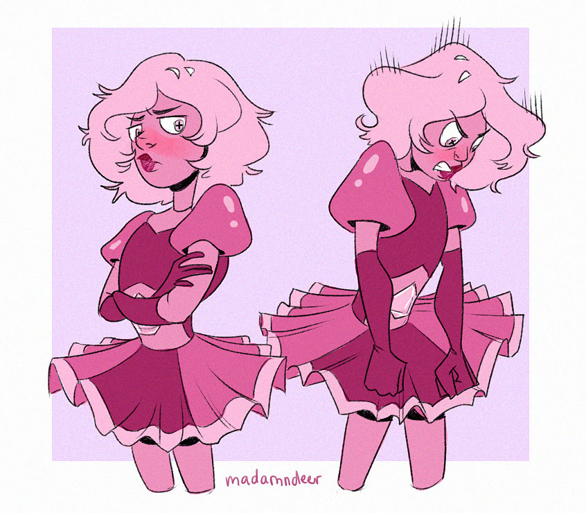 so pink diamond is a child?? ok