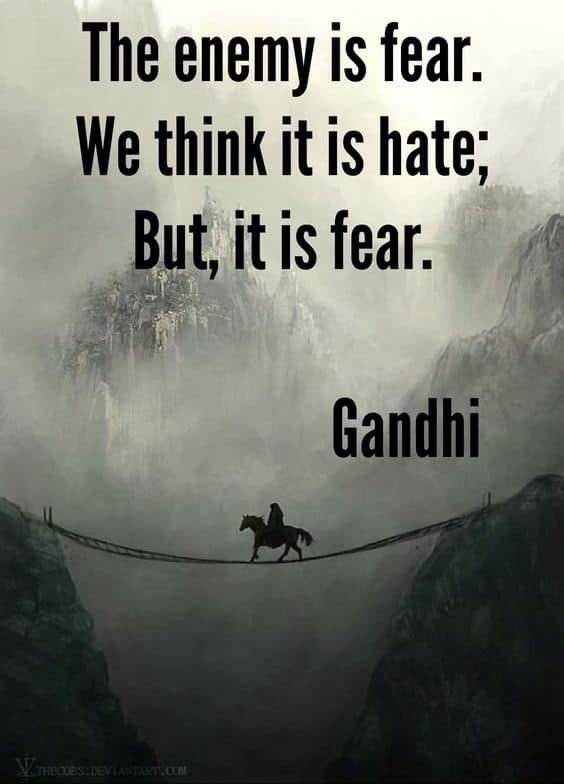 130 Mahatma Gandhi Quotes On Love Life Education
