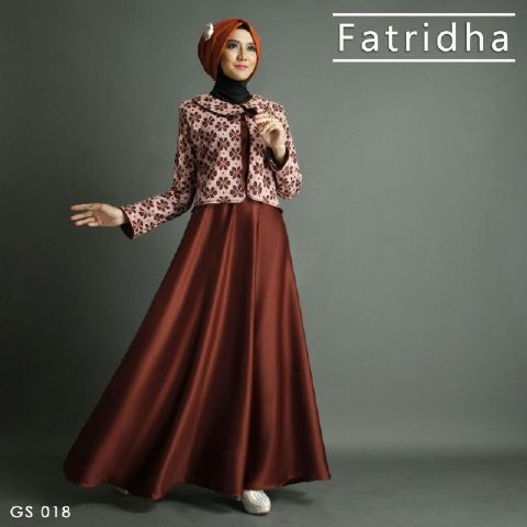 Baju Gamis Pesta Yang Murah Hijab Nemo