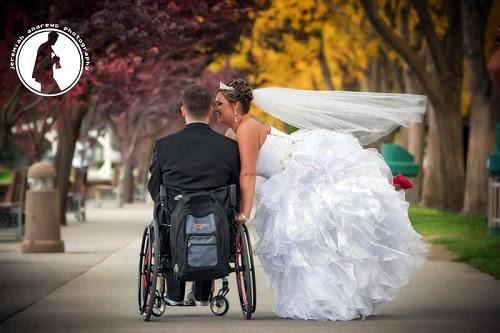 noivo cadeirante (casamento)