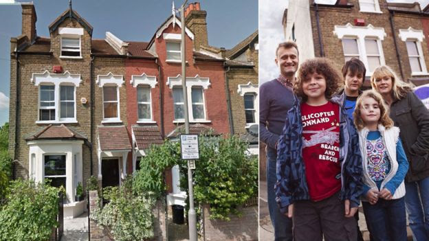 outnumbered cast and house