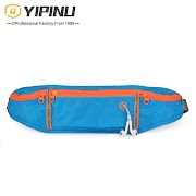 Recommended Local Stock Unisex New 2020 Waterproof Women Waist Bag Girls Travel Fanny Pack Mobile Phone Waist Pack for Ladies Men Chest Bags
