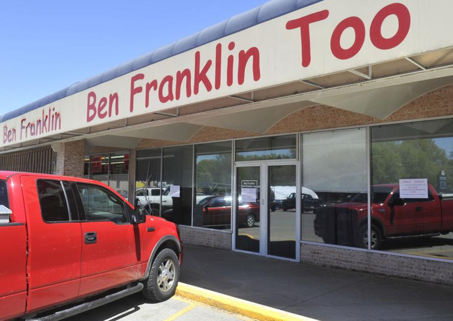 End of an era as last Ben Franklin set to close | Local ...