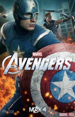 Marvel Avengers Assemble poster