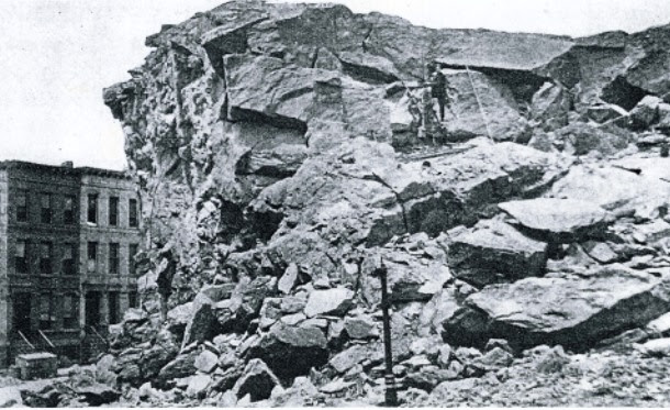 Point of Rocks, St. Nicholas Park