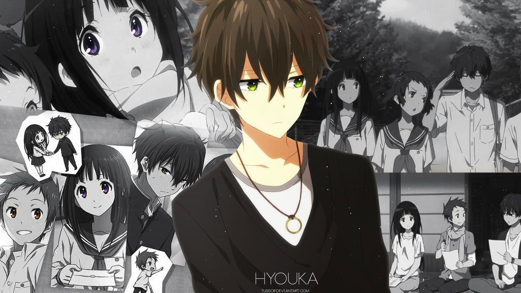 Unduh 9300 Wallpaper Anime Hyouka Hd HD Terbaru