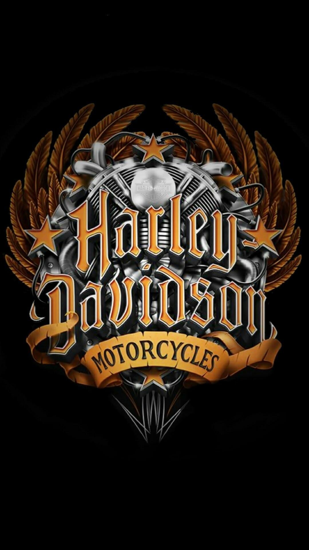 High Resolution Harley Davidson Skull Wallpaper
