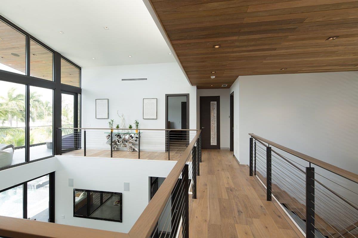 Boca Raton Interior Design View Hall 1 Sdhstudio Architecture