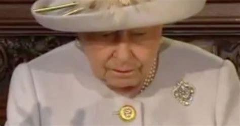 Eugenie royal wedding: Princess' impressive curtsy to