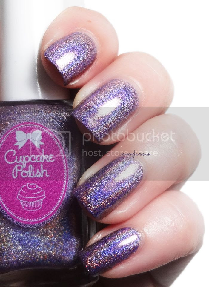 xoxoJen's swatch of Cupcake Polish Next Taupe Model