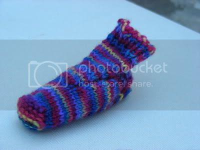 Cat Bordhi Sock