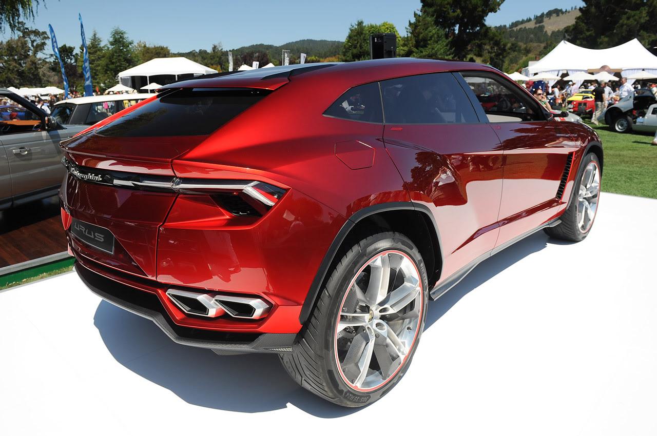 Lamborghini Urus SUV Release Date  InspirationSeek.com