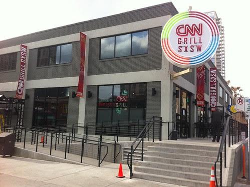 CNN Grill at SXSW 2011