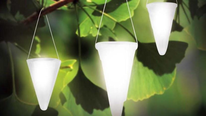 Love Green Lifestyle Hangende Solarleuchten Fur Den Garten