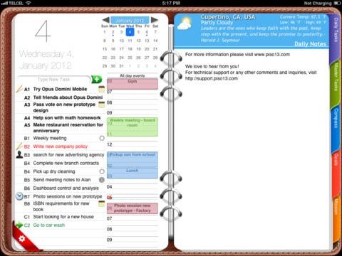 Daily Agenda App | Daily Agenda Calendar