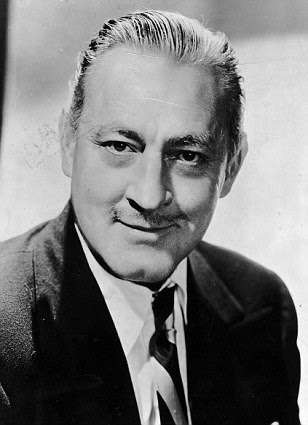 A former resident of the house, actor John Barrymore
