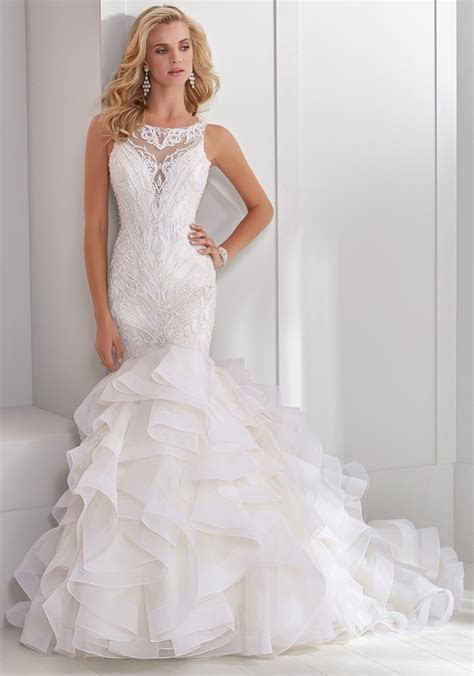 Ronald Joyce 69305 Wedding Dress   McElhinneys