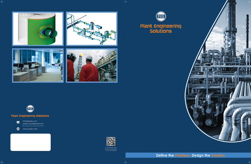 Brochure - Plant Engineering Solution - Front Page