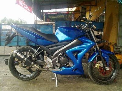 Poto Modifikasi Motor Yamaha Vixion Modifikasi Motor Yamaha