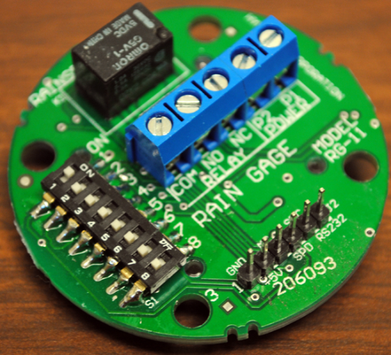rg-11 top circuit board