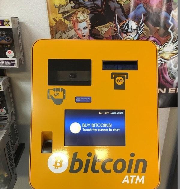 Bitcoin atm machine vegas